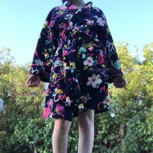 Vera Bradley Floral Robe